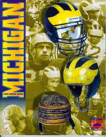 University of Michigan Athletics -- Football
