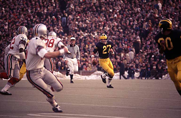 Um Vs Osu 1969 Photo Gallery
