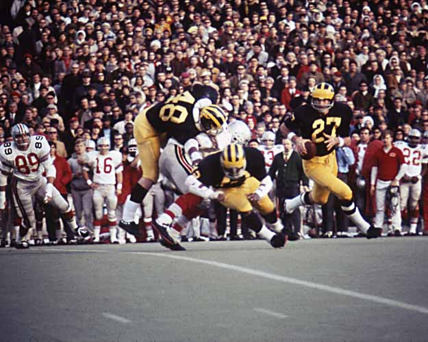UM vs OSU 1969 Photo Gallery