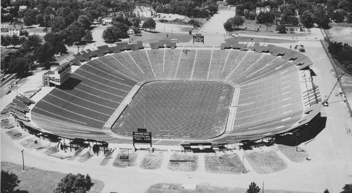 Michigan Stadium Stadium Expansion Universiity Of