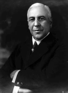 President Harry B. Hutchins