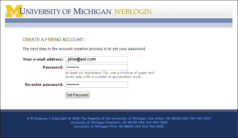 A Account U-m Creating Bentley Library Friend Historical