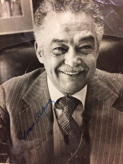 coleman-young-autographed