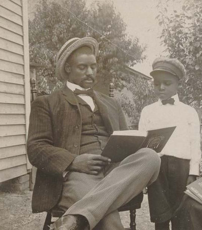 Orville Z. Frazier photograph album.
