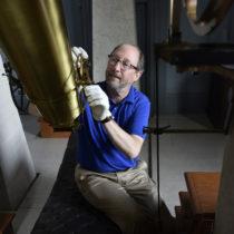 Gary Krentz - Detroit Observatory