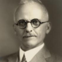 Heber Curtis Portrait